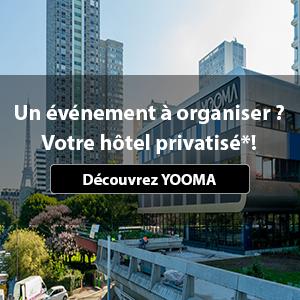 YOOMA - Encart publicitaire